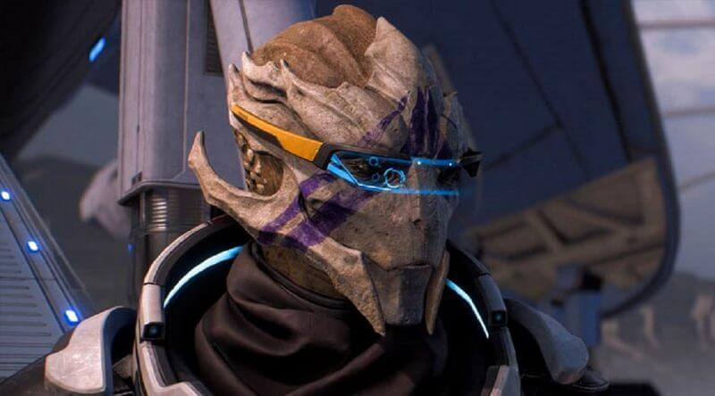 Vetra Nyx – A female Turian with contacts in all the right places